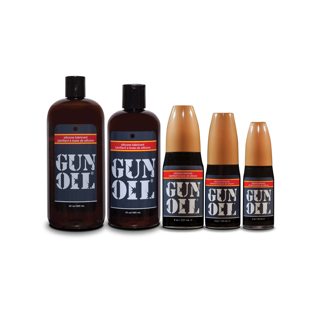 Gun Oil - Silicone Based Lubricant Lube
