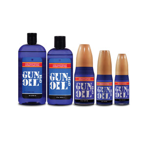 Gun Oil H20 - Water Based Lube Lubricant