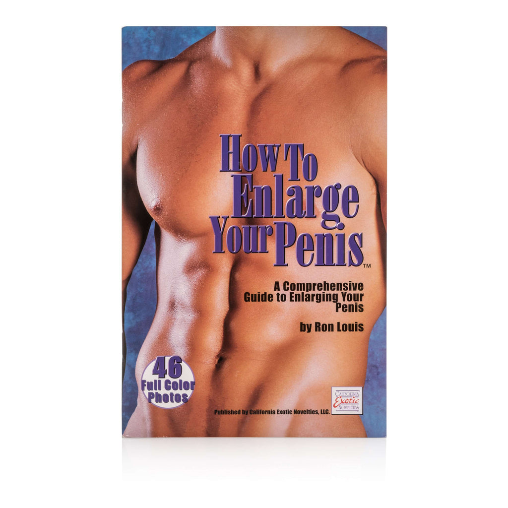 How To Enlarge Your Penis - Color Book