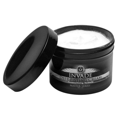 Invade Deep Fisting Cream - Desensitizing Formula