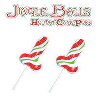 Jingle Balls Holiday Cock Pop Sucker