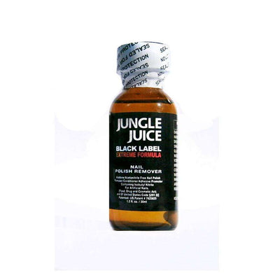 Jungle Juice Black Label Nail Polish Remover - UPS Ground Shipments Only