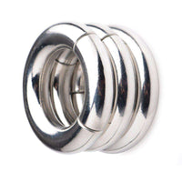 Magnetize Stainless Steel Magnetic Super Ball Stretcher 3 Pack