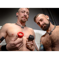 OXBALLS - Ball Bender Nut-Hugging Cock Ring Ball Stretcher - Silicone