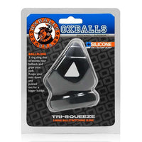 OXBALLS - Tri-Squeeze Ball Stretch Sling Cock Ring