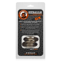 OXBALLS - Z-Balls Cock Ring Ball Stretcher - TPR