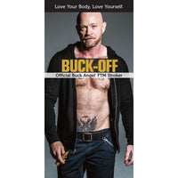 Perfect Fit Brand - Buck Off Official Buck Angel Stroker Black
