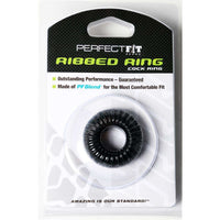 Perfect Fit Brand - Ribbed Cock Ring
