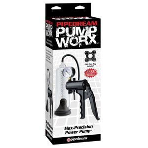 Pump Worx Max Precision Power Cock Pump