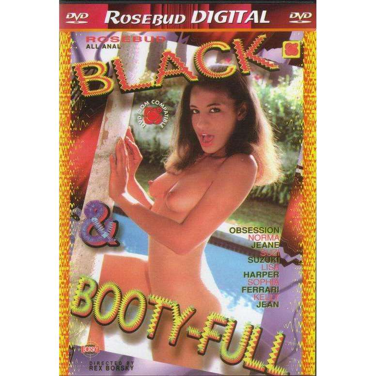 Straight Dvd - Black & Booty-Full - Obsession