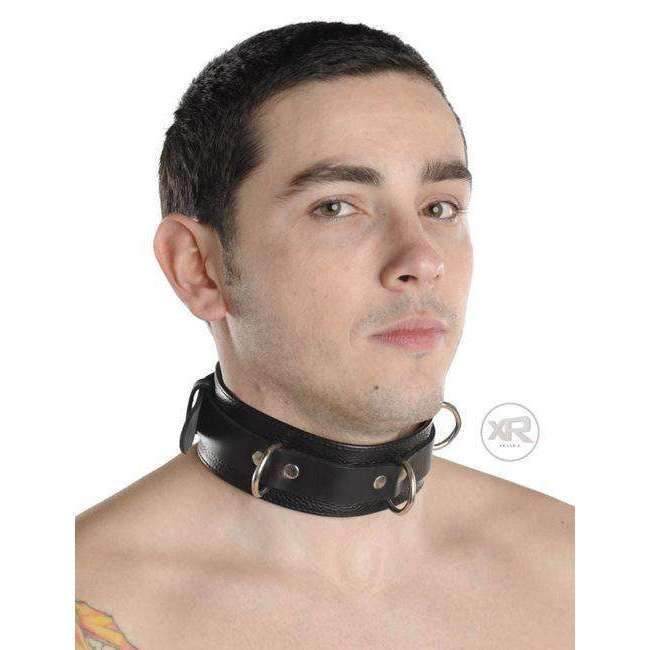 Strict Leather Deluxe Collar