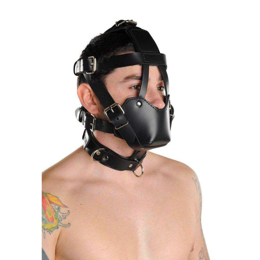 Strict Leather Padded Muzzle