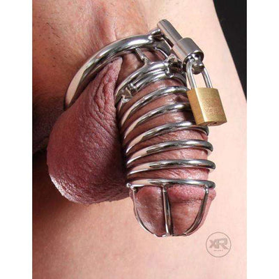 The Bastille Jail House Chastity Device