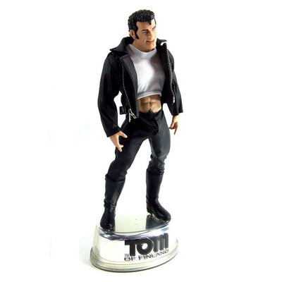 Tom Of Finland Rebel 001 Anatomically Correct Doll Figure