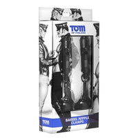 Tom of Finland Tools - Barrel Nipple Clamps