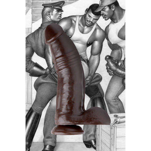 Tom of Finland Tools - Break Time Realistic Dildo