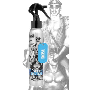 Tom of Finland Tools - Deep Throat Spray - 4 oz