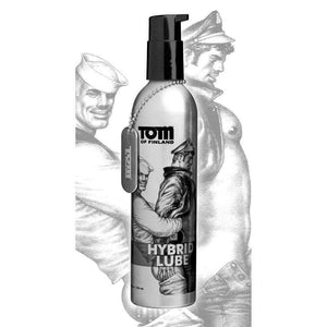 Tom of Finland Tools - Hybrid Lube - 8 oz