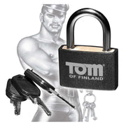 Tom of Finland Tools - Metal Lock