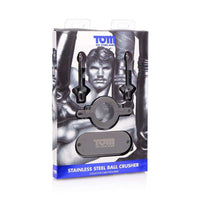 Tom of Finland Tools - Stainless Steel Ball Crusher