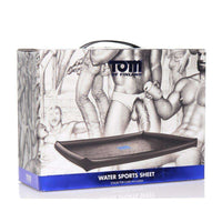 Tom of Finland Tools - Water Sports Sheet
