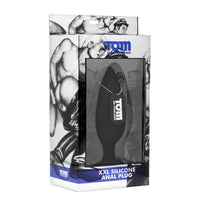 Tom of Finland Tools - XXL Silicone Anal Plug