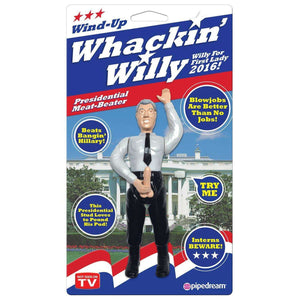 Whackin' Willy Wind Up Toy