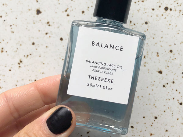 Balance face oil - Theseeke