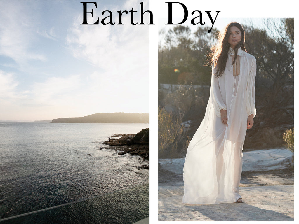 UNIK SPACE Earth Day