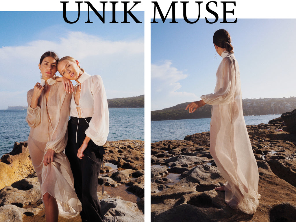 UNIK by us Cullen maxi