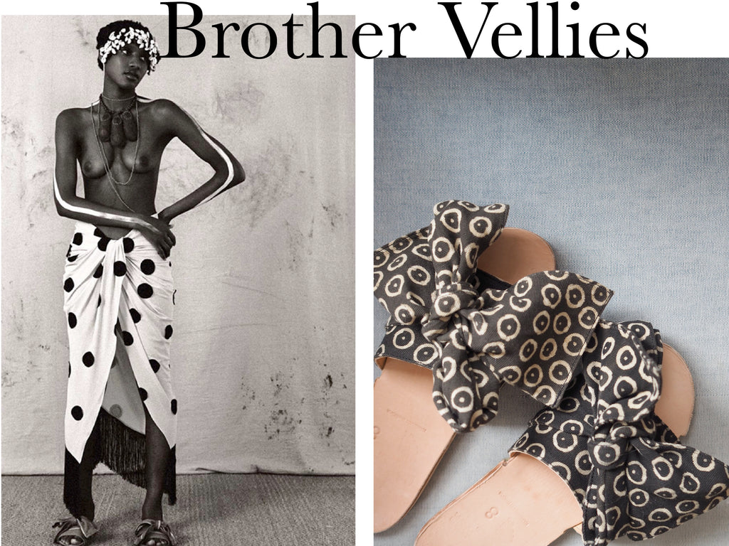 Brother Vellies UNIK SPACE