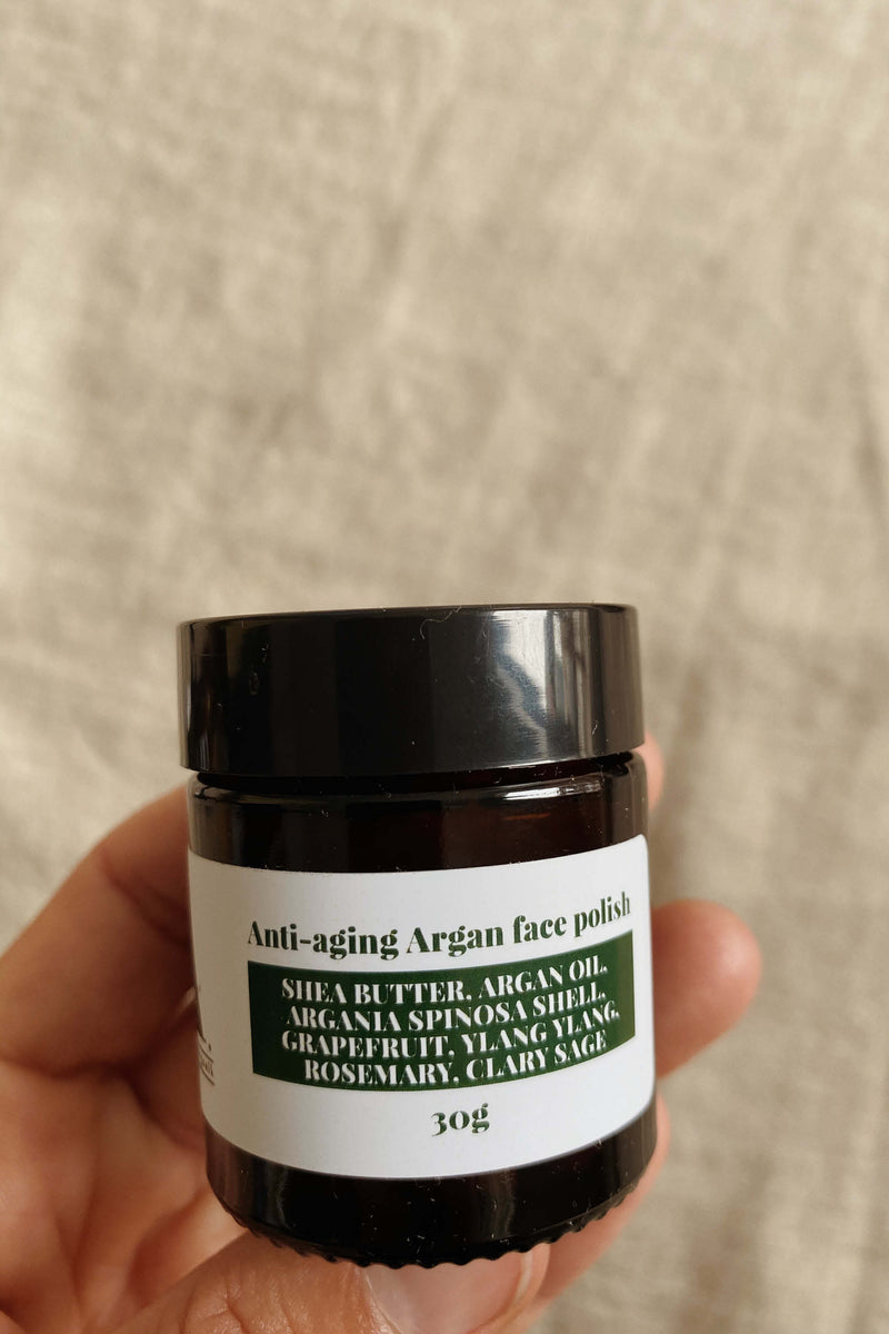 Anti-Aging Argan Face Polish