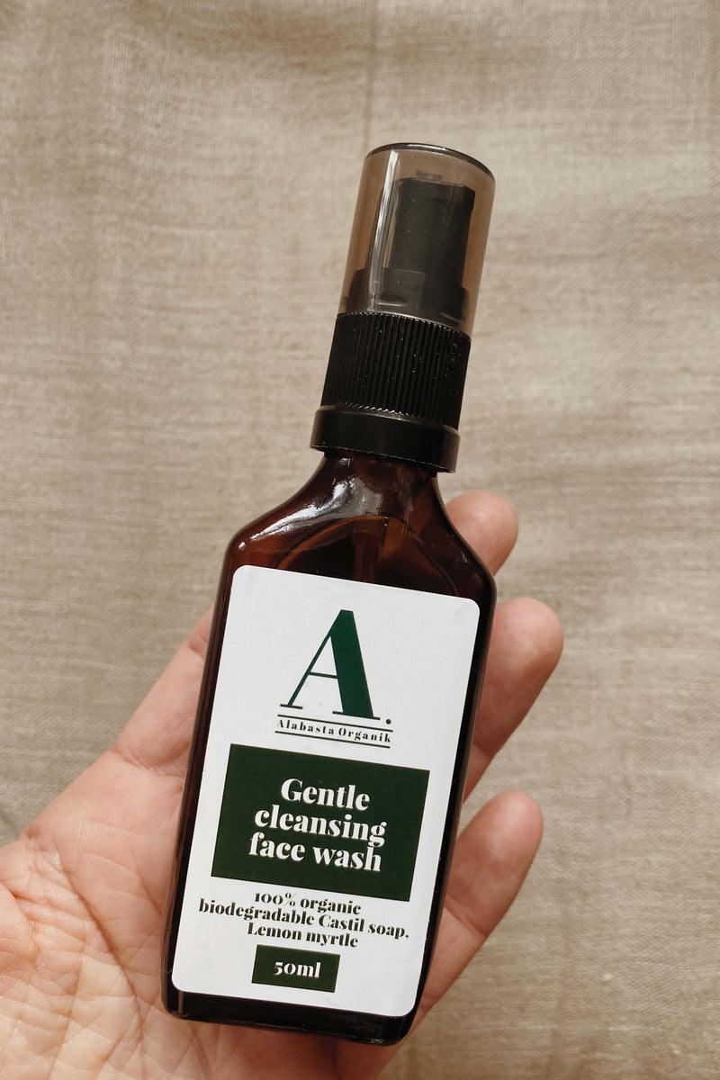 Gentle Cleansing Face Wash