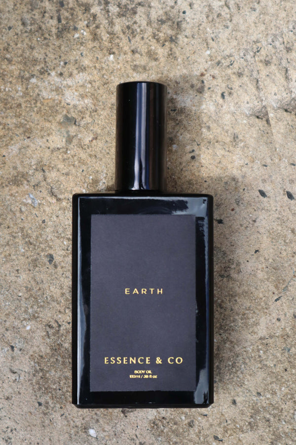 Earth body oil