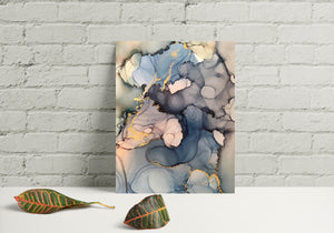 Oceanic - Abstract Art Print