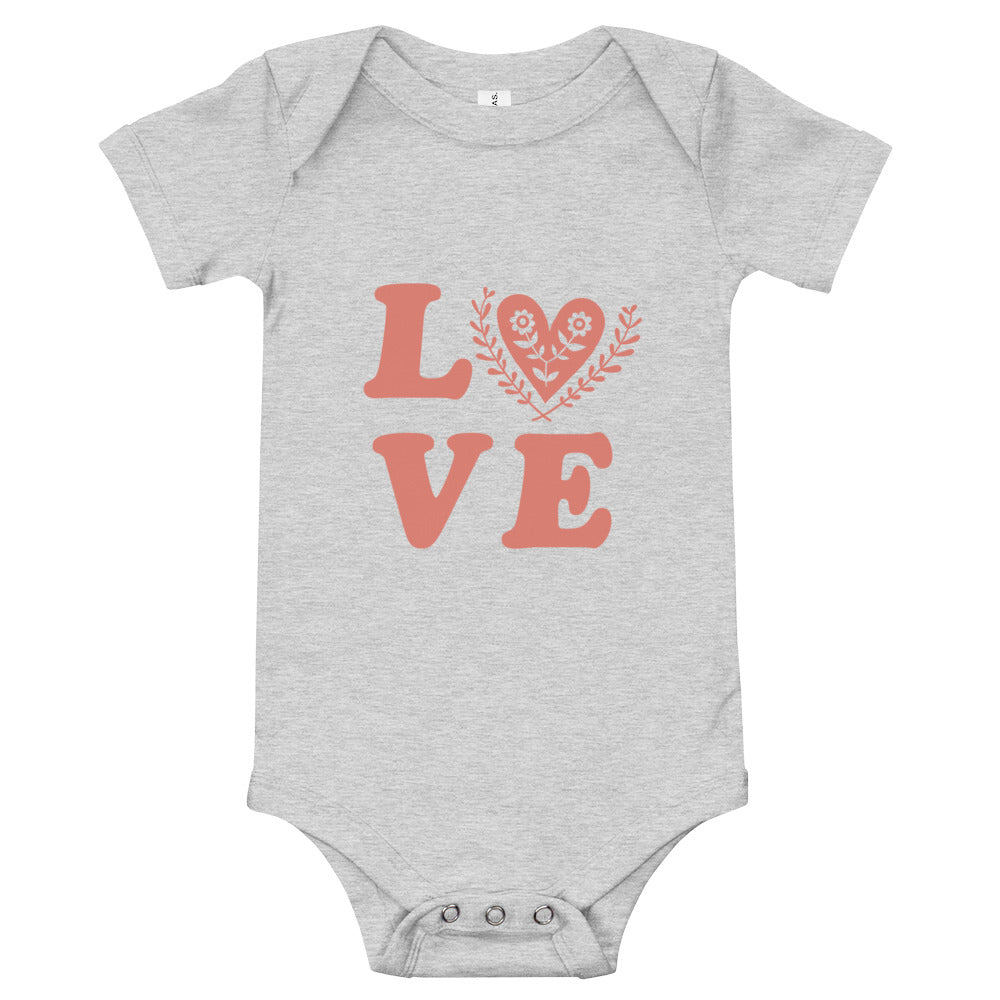 Love Baby Onesie | Toddler Shirt
