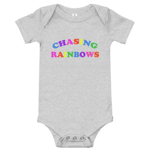 Chasing Rainbows Onesie | Over the Rainbow Kids T-shirt