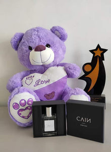 Philblossoms 16 inches Bear with Cain Perfume