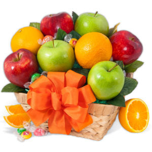 Beautiful Life Fruit Basket
