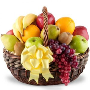 Congratulations Fruit Basket