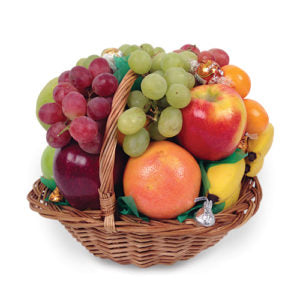 Full of Happiness Fruit Basket