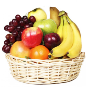 Full of Joy Fruit Basket