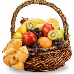 Gift for Love Fruit Basket