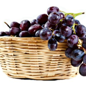 Purple Love Fruit Basket