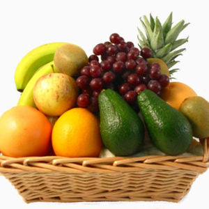 Taste of Love Fruit Basket