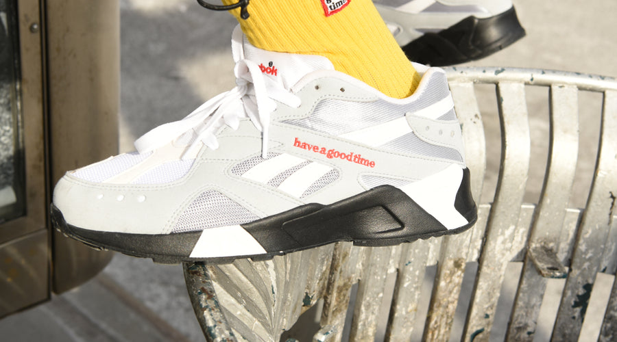 the best attitude 68379 66ac6 Have A Good Time x Reebok Classics