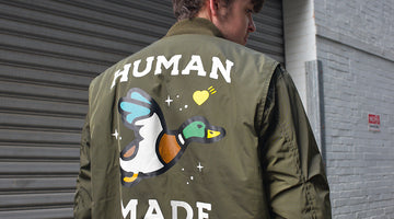 Human Made SS21 Delivery 1