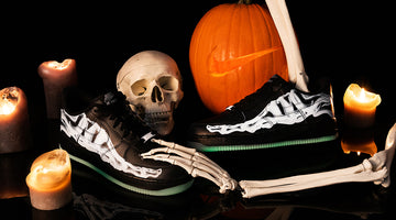 Nike Halloween Skeleton Pack Midnight Release