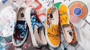 Ralph Steadman For Vault by Vans