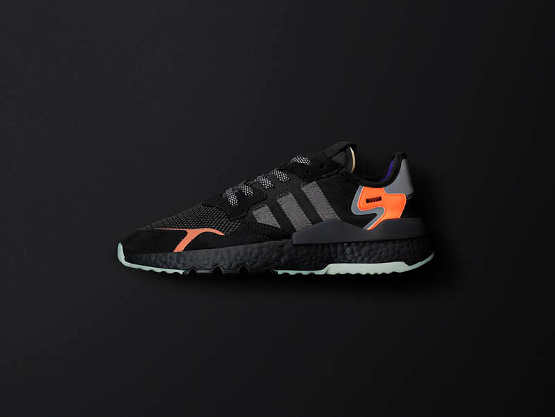 f3625a171a0 The Nite Jogger releases online HERE at midnight (00 00am) Saturday January  12th. Any remaining pairs will be available in store from 10am the same day.